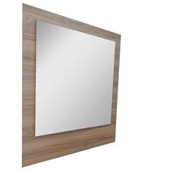 Espelho de Parede em Mdf Vitória 98x82cm Champagne - Corso