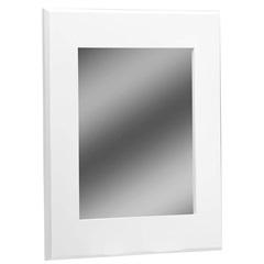 Espelho de Parede Nara 65x60cm Branco - Treboll Móveis