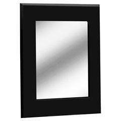 Espelho de Parede Nara 65x60cm Preto - Treboll Móveis