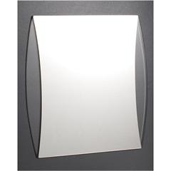 Espelho de Parede Retangular Especial 49,5x39,5cm Cristal - Formacril