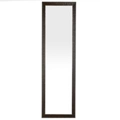 Espelho de Parede Retangular Safira 160 Ectx T 158x46cm Tabaco - Espelhos Leão