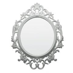 Espelho de Parede Versa 57x82cm Branco - Conthey