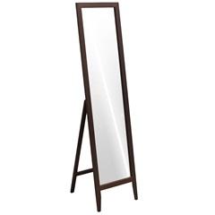 Espelho de Piso Klemm 35x44,5x134cm Castanho - Casa Etna