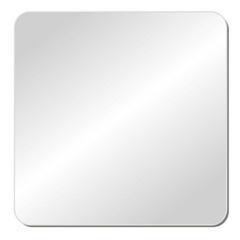 Espelho Decorativo Quadrado 60x60cm Incolor - H. Chebli