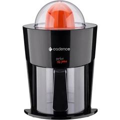 Espremedor de Frutas Perfect Juice 40w 850ml 220v Preto E Laranja - Cadence