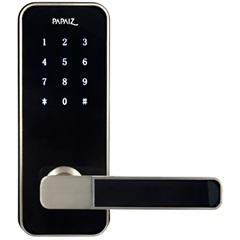 Fechadura Digital Smart Lock Prata Direita - Papaiz