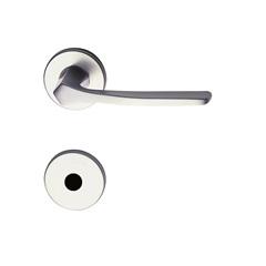 Fechadura para Banheiro com Espelho Standard Cromada - Papaiz