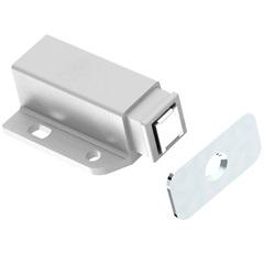Fecho Magnético para Móveis Branco - Fixtil