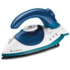 Ferro de Passar 850w Power Compact Bivolt Branco E Azul - Cadence
