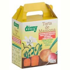 Fertilizante de Torta de Mamona 1kg - Dimy