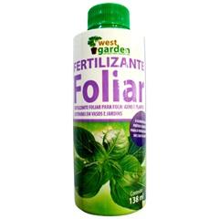 Fertilizante Foliar West 138ml - West Garden
