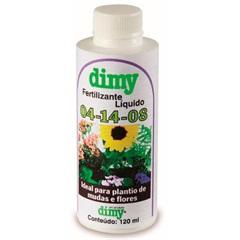 Fertilizante Liquido 04-14-08 120ml  - Dimy