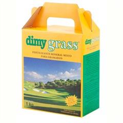 Fertilizante Mineral Misto para Gramado Dimy Grass 1kg