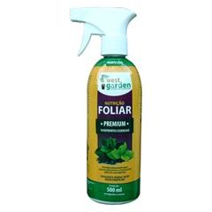 Fertilizante Mineral Pronto Uso Foliar 500ml - West Garden