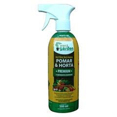 Fertilizante Mineral Pronto Uso Pomar E Horta 500ml - West Garden