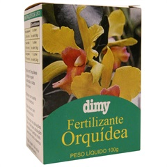 Fertilizante para Orquídea 100g - Dimy