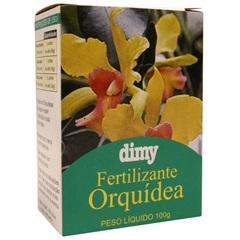 Fertilizante para Orquídeas 100g - Dimy