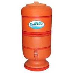Filtro de Barro 6 Litros Marrom - Bella Filtros