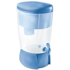Filtro em Plástico para Água Mais 7,5 Litros Azul - Sap Filtros