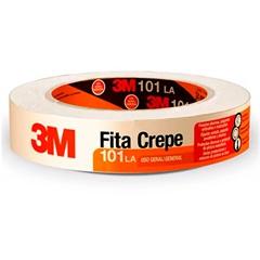 Fita Crepe 101la 18mmx50m C/6 3m - 3M