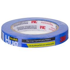 Fita Crepe Blue Tape 18mmx50m 3m - Scotch