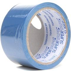 Fita de Demarcação Super Tape Azul 48mm com 15 Metros - Tekbond
