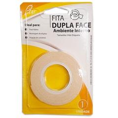 Fita Dupla Face Interna 12mmx2m - Pilar