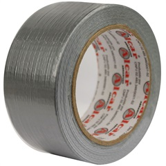 Fita Multiuso Siver Tape 50mm com 25m Cinza - Alcar