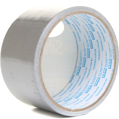 Fita Super Tape Prata 48mm 5 Metros - Tekbond