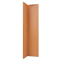 Folha de Porta Camarão Colmeia Lisa 210x62cm Freijó - Vert