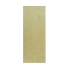 Folha de Porta Lisa para Pintura 210x70cm Virola - Vert