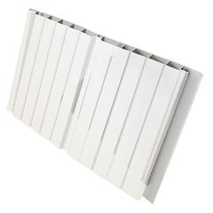 Forro Duplo em Pvc 20cm com 6 Metros Branco - Permatti