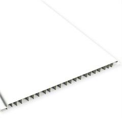 Forro Junta Seca em Pvc 20cm com 6 Metros Branco - Permatti