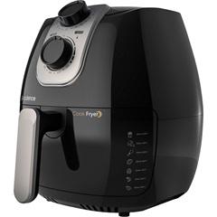 Fritadeira sem Óleo Multifuncional Cook Fryer 2,6 Litros 1250w 110v Preta - Cadence