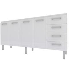 Gabinete Coz Qual Flat Br 180x50 Cm Cozi - Cozimax