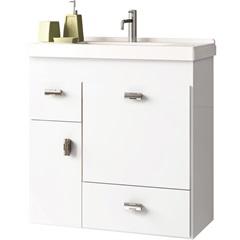 Gabinete em Mdf Orquídea 59x65cm Branco - Cozimax
