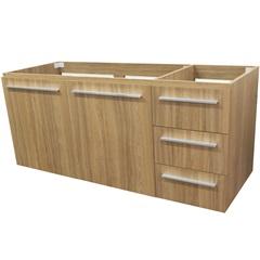 Gabinete Fit para Cozinha sem Pia 144x53cm Larnaca - Bumi Móveis