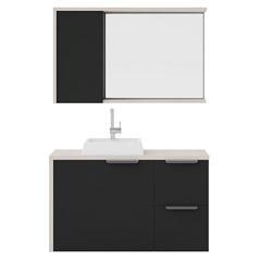 40 à 60cm - Gabinete - Banheiro - Móveis | C&C Casa e