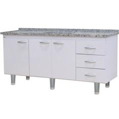 Gabinete para Cozinha em Mdf Milano 180 Cm