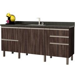 Gabinete para Cozinha em Mdf Tupã 180cm Dakota - Cozimax