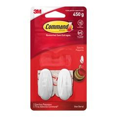 Gancho Command Designer Pequeno - 3M