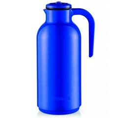 Garrafa Térmica em Plástico Reunir 1 Litro Azul - Sanremo