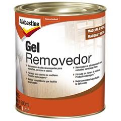 Gel Removedor para Madeira E Metal 750g - Alabastine