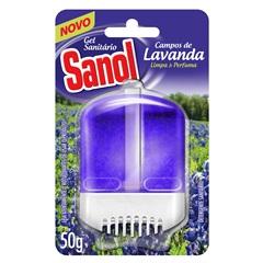 Gel Sanitário Campos de Lavanda 50g - Total Química