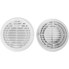 Grade de Ventilação 18x18cm Ventokit com Adaptadores - Westaflex