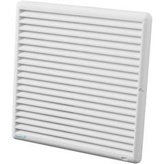 Grade de Ventilação Ventokit 19x19cm Branca - Westaflex