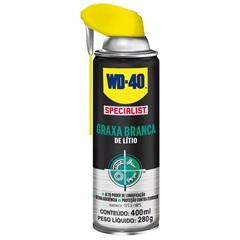 Graxa Branca de Lítio Specialist 400ml - WD-40