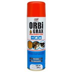 Graxa Orbi Grax Branca 300ml/209g - Orbi Química