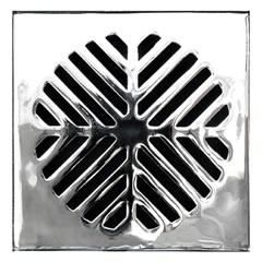 Grelha para Caixa Sifonada Quadrada 15cm Alumínio - Costa Navarro