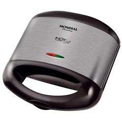 Grill E Sanduicheira Premium Inox S 07 – 220 V - Mondial
